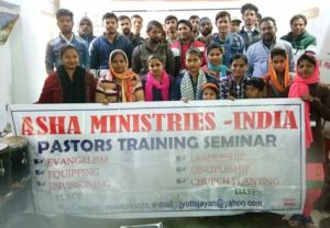 Training in Haryana Bible School