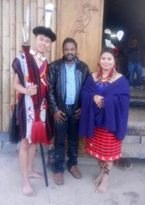 Outreach in Tribal State of Nagaland