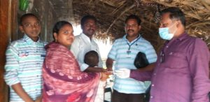 Prem Brings Pastoral Support to a Pastor and His Family