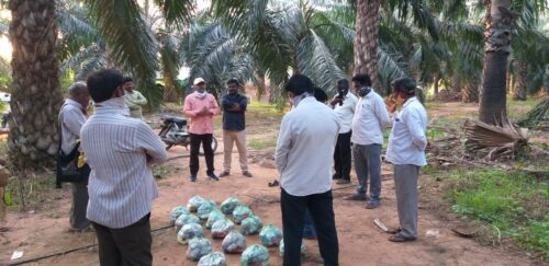 Food Outreach for AP Tribal Pastors