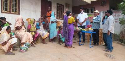Widowed Food Outreach Borrampalem