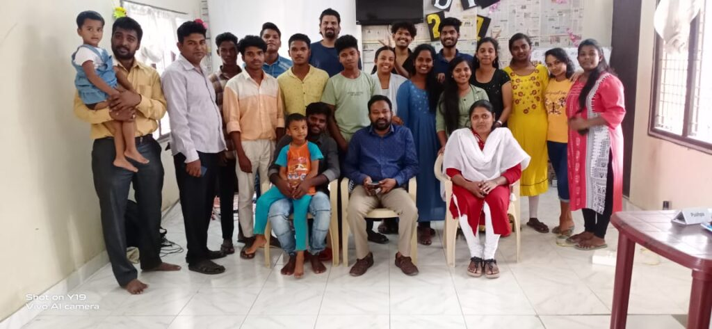 Jayan's Youth With A Mission Training