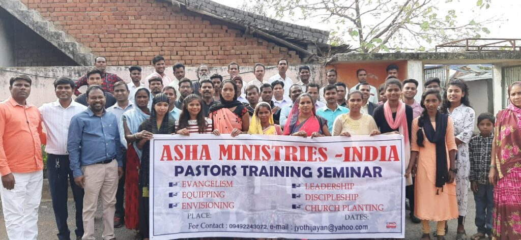 Jayan's Pastors and Leaders Training