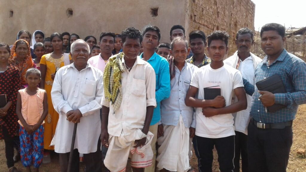 Pastor's Outreach in Tribal Areas