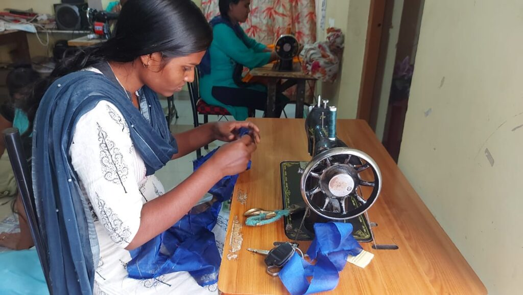 Sewing Classes for Self Sustaining